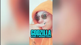 Download Godzilla King of The Monsters Trailer - Millie Bobby Brown Instagram Post Video