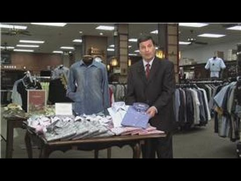 Men's Fashion Advice : How to Wear Shirt Collars