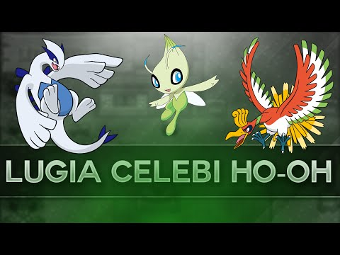 How to catch Lugia, Ho-Oh & Celebi! | Pokemon Emerald 386 Rom