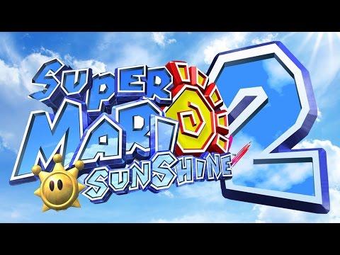 Super Mario Sunshine 2 Gameplay in 4K 60FPS? (Dolphin)