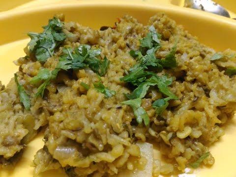 green moong Dal Khichdi  |  Chilke wali Moong Dal ki khichdi | healthy  Recipes