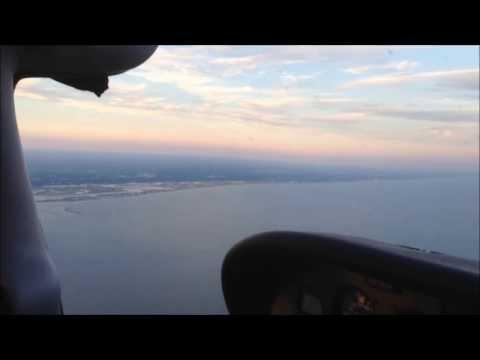 John Landing C172 at KMYR Myrtle Beach