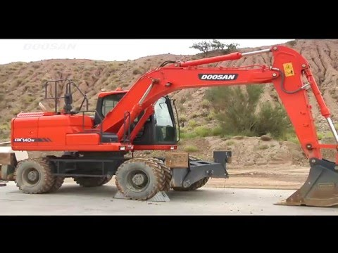 Doosan Excavators Training & Safety