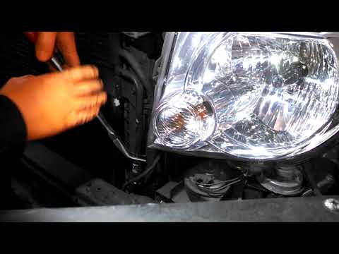 Condenser replacement 2011 Ford Escape transmission cooler. Mercury Mariner remove or replace