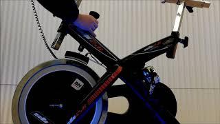 Cambio del set de freno en una bicicleta indoor BH