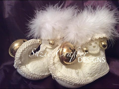 Shabby Chic Elf Shoes!