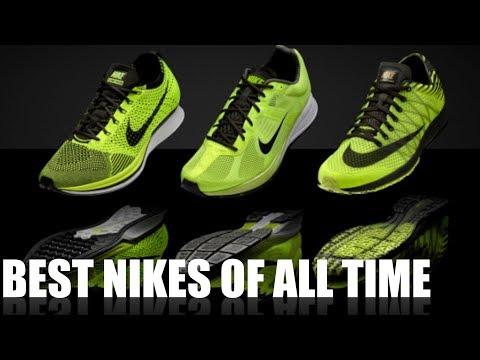 TOP 5: NIKE Running Shoes (2018)