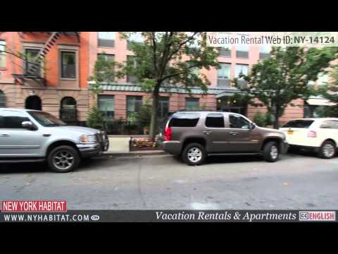 Video Tour of a 1-Bedroom Vacation Rental Apartment in Chelsea, Manhattan, New York