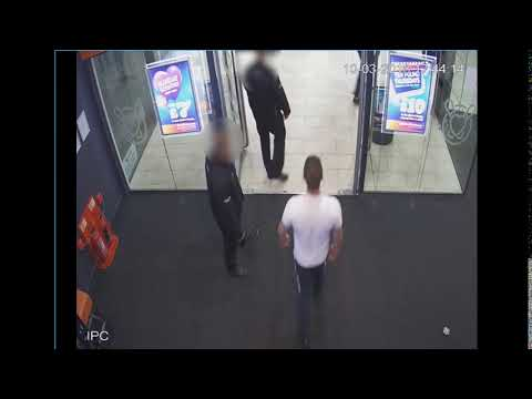 CCTV appeal after bowling alley attack