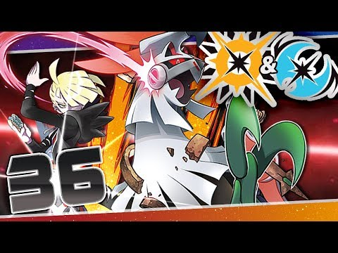 Pokémon Ultra Sun and Moon - Episode 36 | Gladion's Full Power!