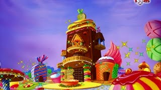 Chocolate Cha Bangla - Famous Marathi Song in Animation by Jingle Toons( चॉकलेटचा बंगला )
