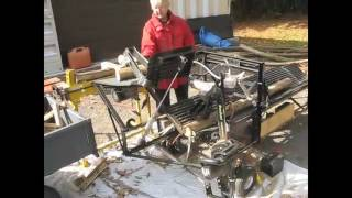 Firewood Processor Pneumatic