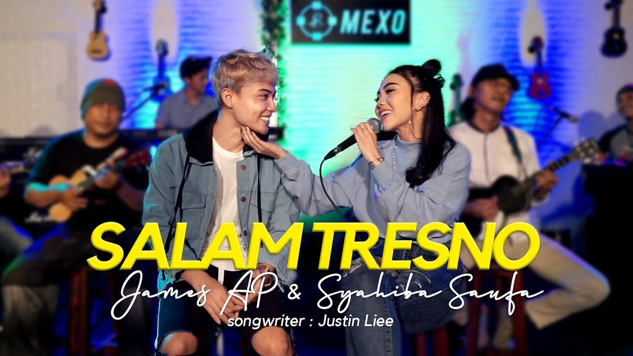 Syahiba Saufa ft James AP - Salam Tresno (Official Live Music)