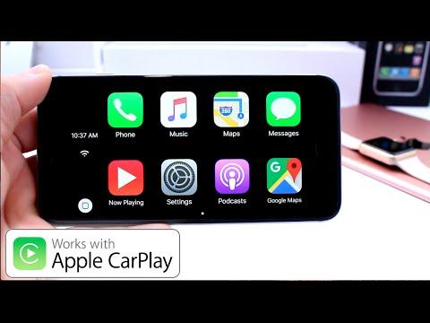 Apple CarPlay on iPhone or iPad iOS 9.2 - 9.3.3 Jailbreak App