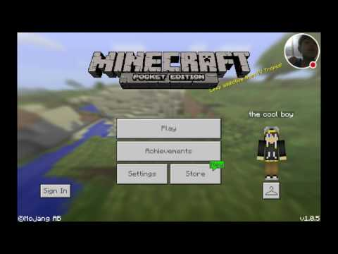 How to get a command block in minecraft pe 1.0.5.13