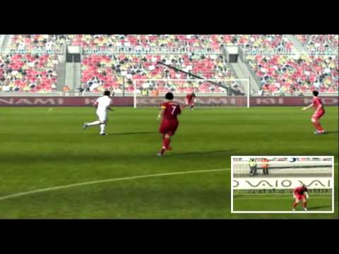 PES 2013 - Knuckle Ball Tutorial