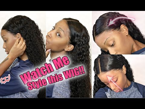 How To Style Curly Hair | Very Detailed Tutorial | Ft. Nadula Brazilian Curly