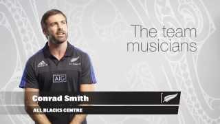 Q & A with Conrad Smith