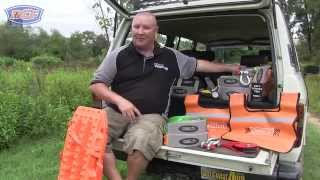 4WD Recovery Series Part 1  The Essential Gear