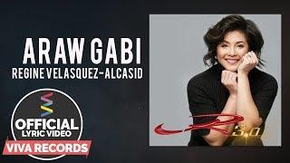 Regine Velasquez-Alcasid — Araw Gabi [Official Lyric Video]