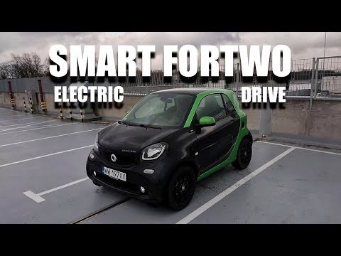 How Far Will Smart Fortwo Electric Drive Go? (ENG) - Second Date
