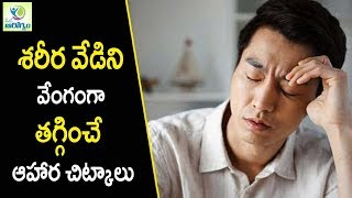 Body Heat Reduce Home Remedies - Health Tips In Telugu || Mana Arogyam