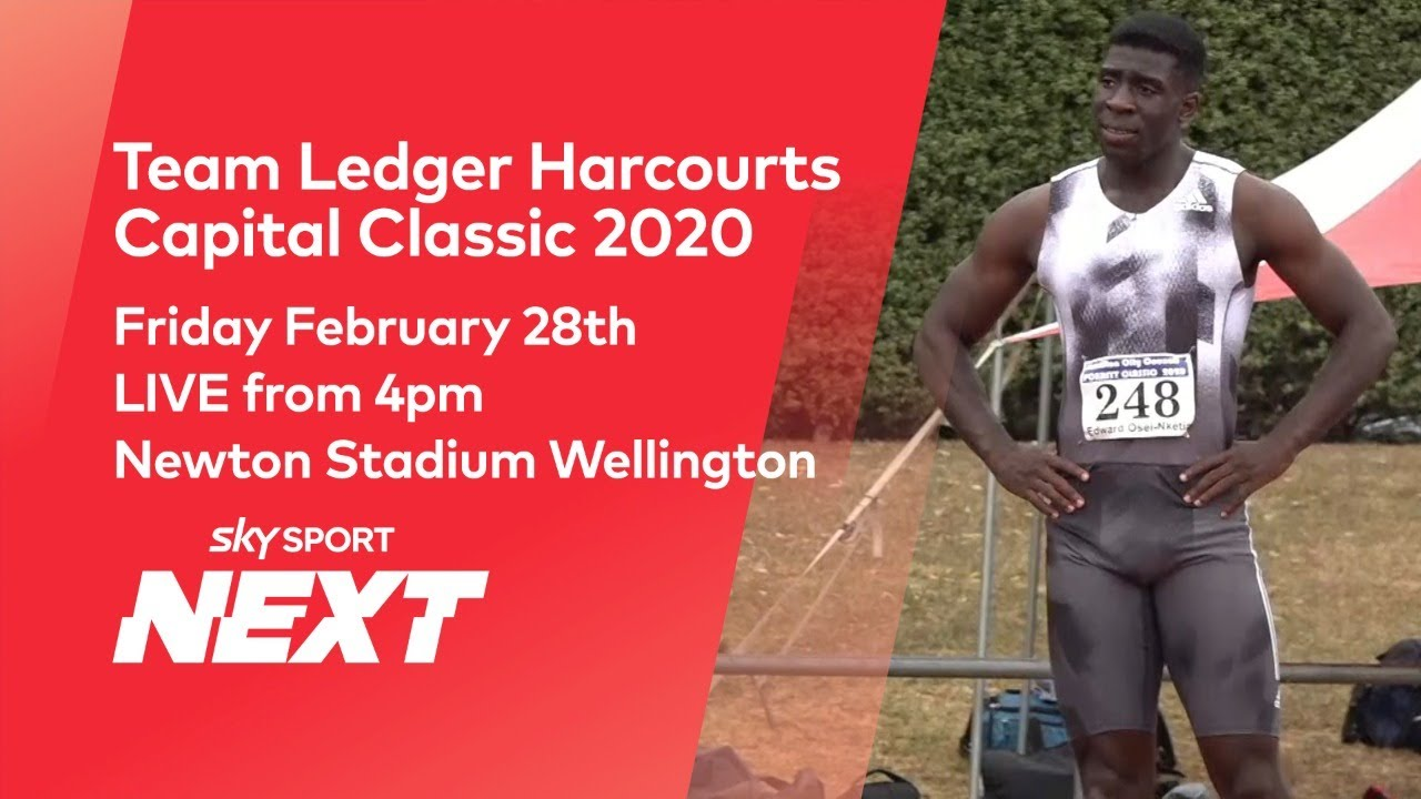 Team Ledger Harcourts Capital Classic 2020 | Athletics | Sky Sport Next