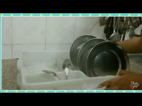 Indian Kitchen tour / Small Indian kitchen organization || How to organize your small kitchen
