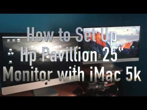 How to Set Up HP Pavilion 25