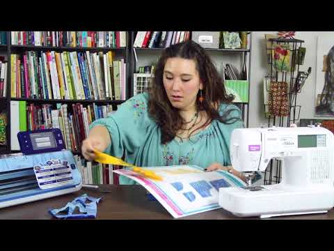 Make Quilt Block Designs with ScanNCut