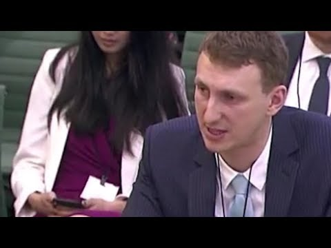 Cambridge Analytica's Aleksandr Kogan faces parliamentary questions