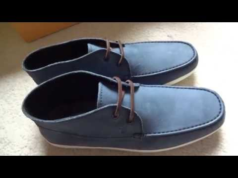 UNBOXING Tods Polacco Marlin Suede Leather Shoes
