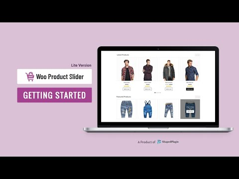 WooCommerce Product Slider (Version 2.0 or Later)