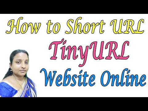 Many Video Long URL Link | How to Short URL Link in Tamil
