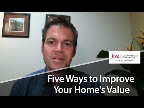 Long Beach Real Estate Agent: Five ways to increase your home's value