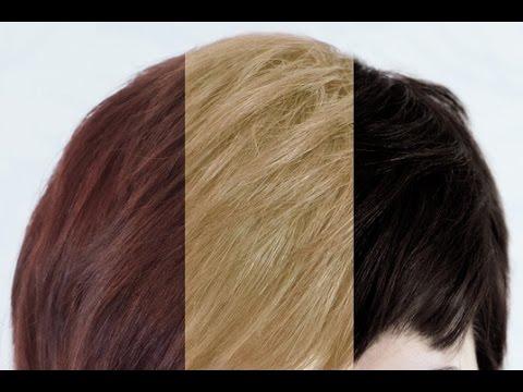 Photoshop tutorial (CS5+) - Hair Color Change
