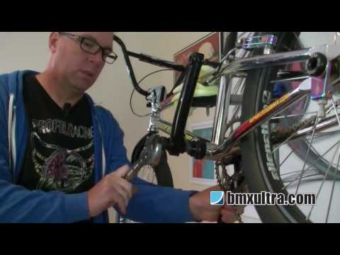 How to install your Profile Racing Elite BMX cranks