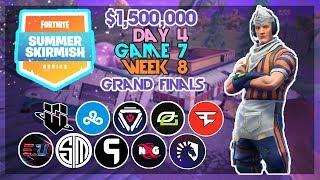 300 000 King Pin Fall Skirmish Week 3 Game 6 Fortnite