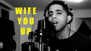 Aamir - Wife You Up / Into You (Russ / Tamia Mashup cover)