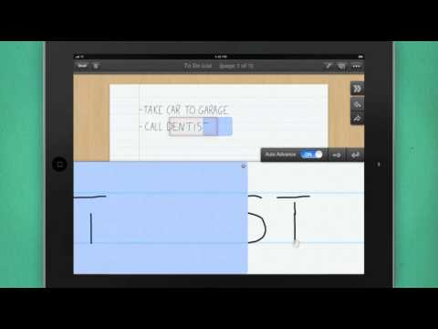 Fluid Notes - Best PDF Editing and Note Taking App for iPad