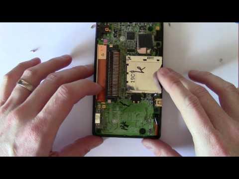 Nintendo DS Lite Repair Part 2 - Replacing Tiny Fuses