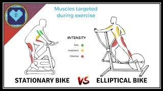 Elliptical Bike vs Stationary Bike | Which one is Better?