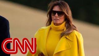 How Melania Trump is handling Stormy Daniels news
