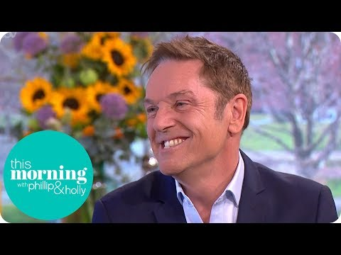 Brian Conley Gets Mistaken for Bradley Walsh Even if They're in the Same Room! | This Morning