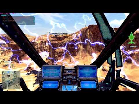 Reaver -- Landing Technique