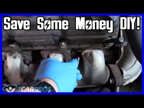 How to Replace Spark Plugs and Wires Dodge Grand Caravan | With Torque Spec!