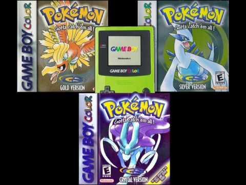 [Music] Pokémon Gold/Silver/Crystal - Dragon's Den