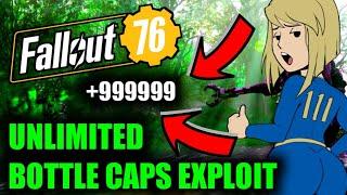 Fallout 76 bottle cap glitch Videos - 9tube tv