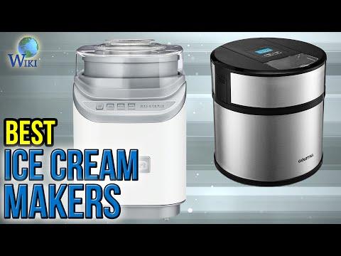 10 Best Ice Cream Makers 2017