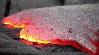 Try touching lava and this is what happens